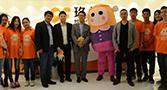 大鳄索罗斯基金到访玖富探索中国移动金融创新