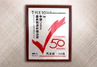 中国最具投资价值企业50强