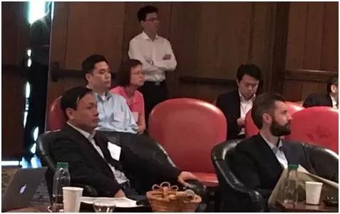 玖富总裁杨晓军赴美出席构建21世纪金融体系中美研讨会