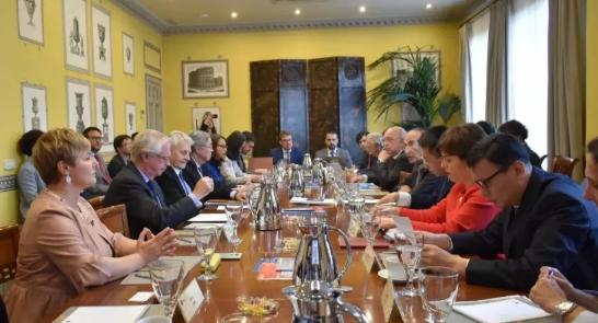 国际 | 玖富受邀出席G30央行行长荣誉主席圆桌研讨会